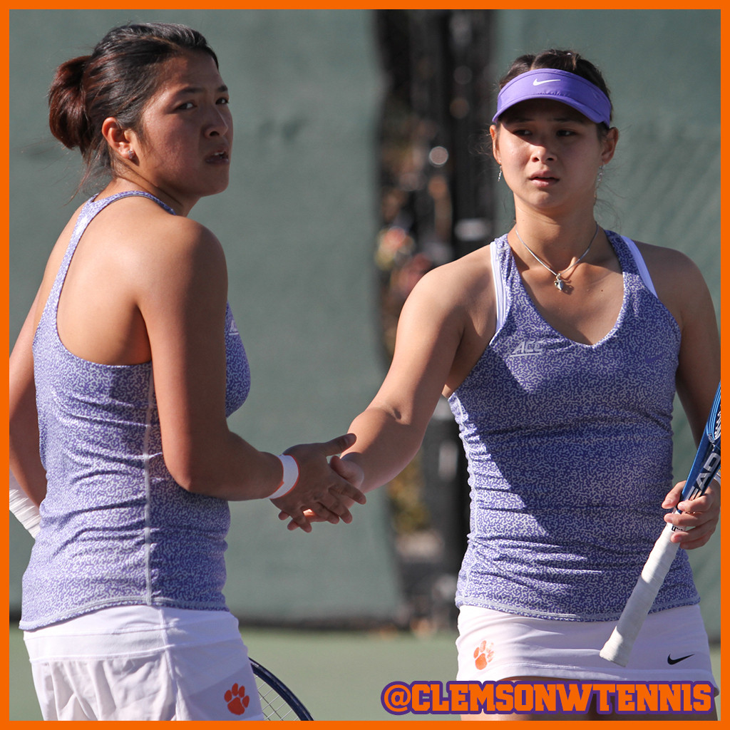 Gumulya & Rompies Earn All-America Honors, Fall in NCAA Doubles Quarterfinals