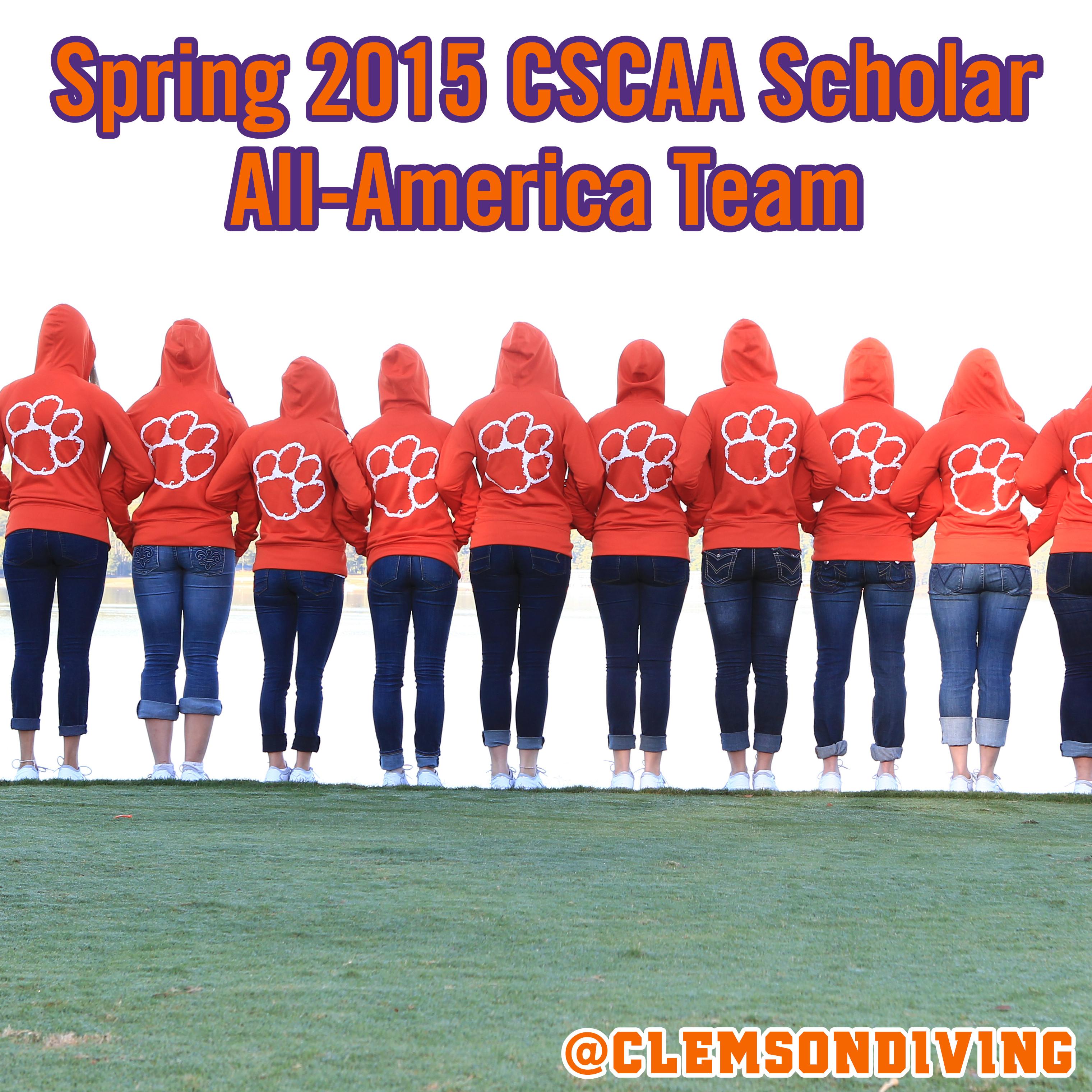 Clemson Named Scholar All-America Team for Sixth Straight Semester