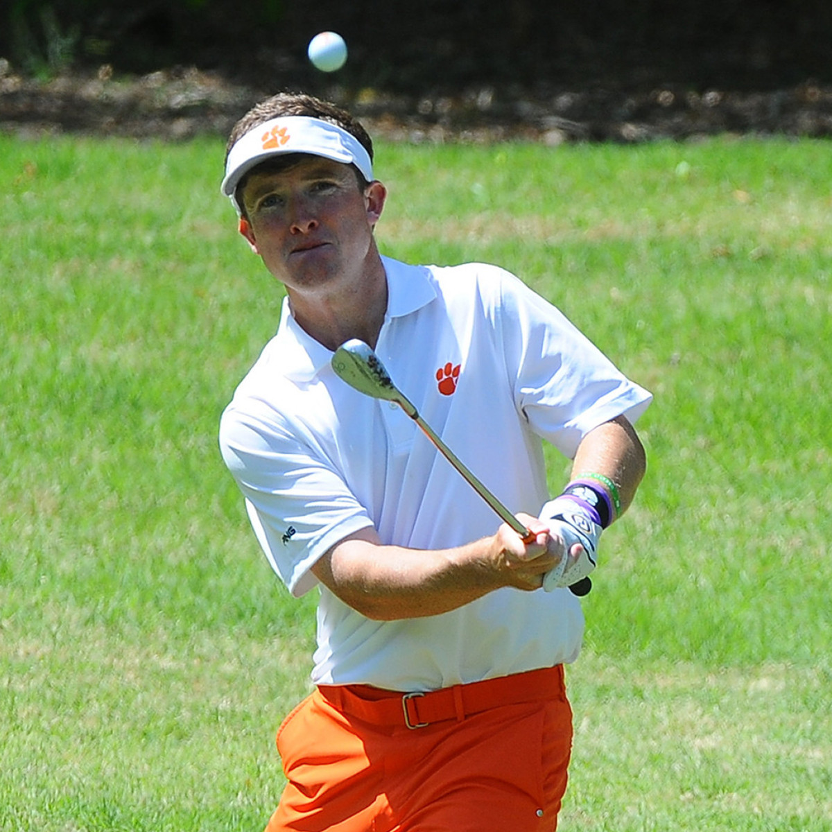 Clemson Closes Fall Season at U.S. Collegiate