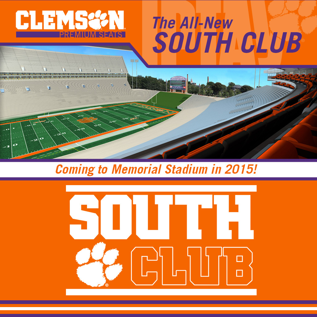 Limited Seats Remain In The All-New South Club