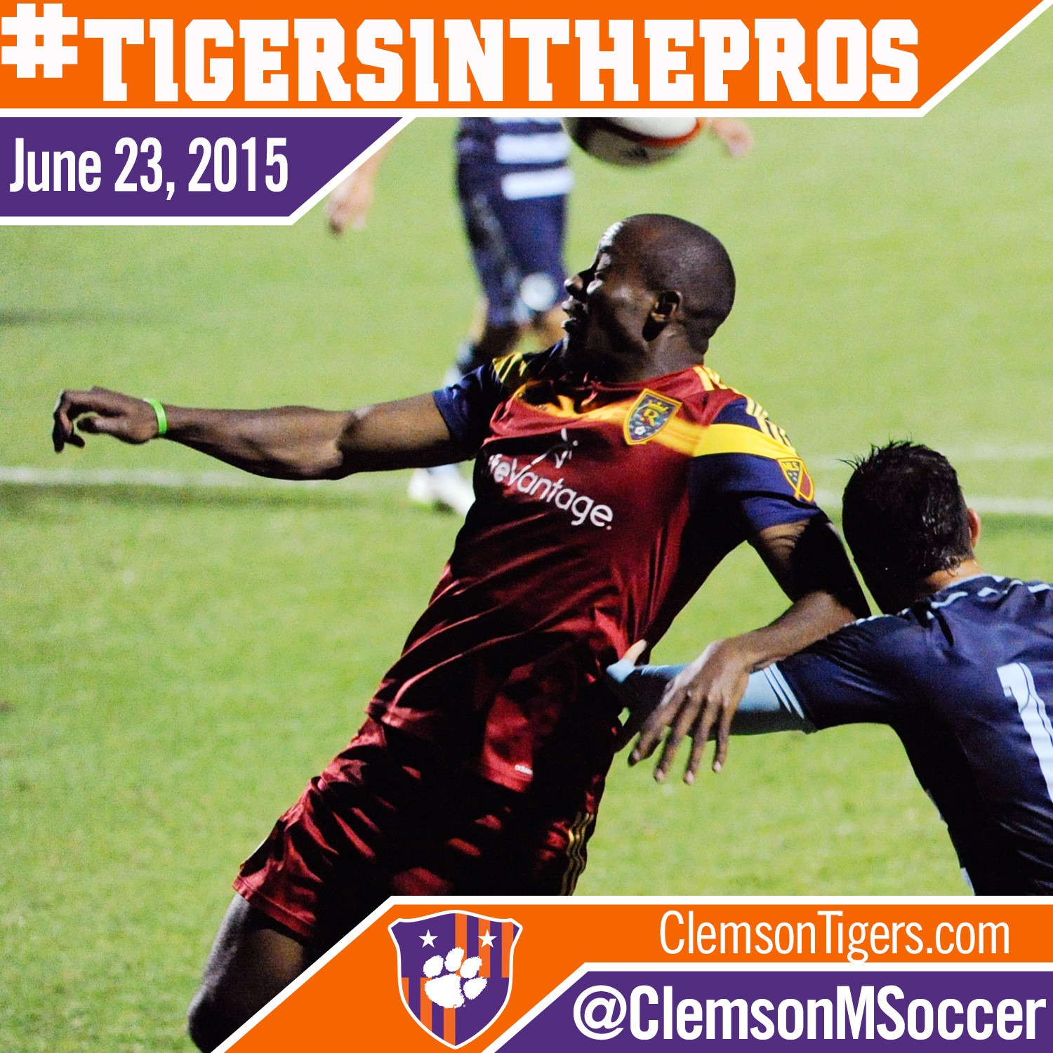 Two Former Tigers Make MLS Debuts