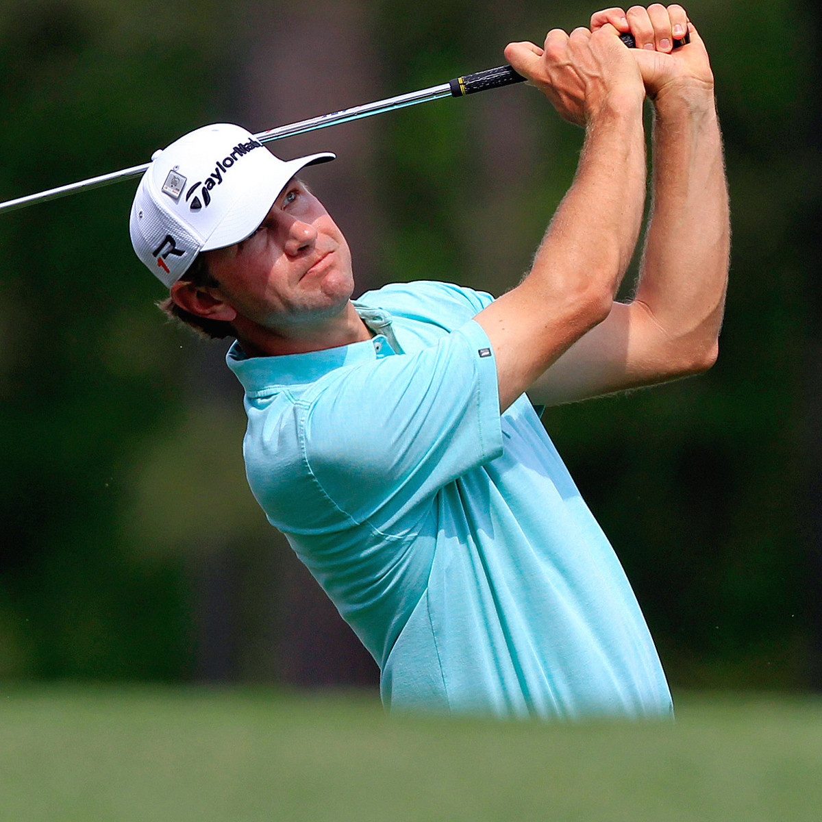 Glover Shoots Record 61 in Greensboro