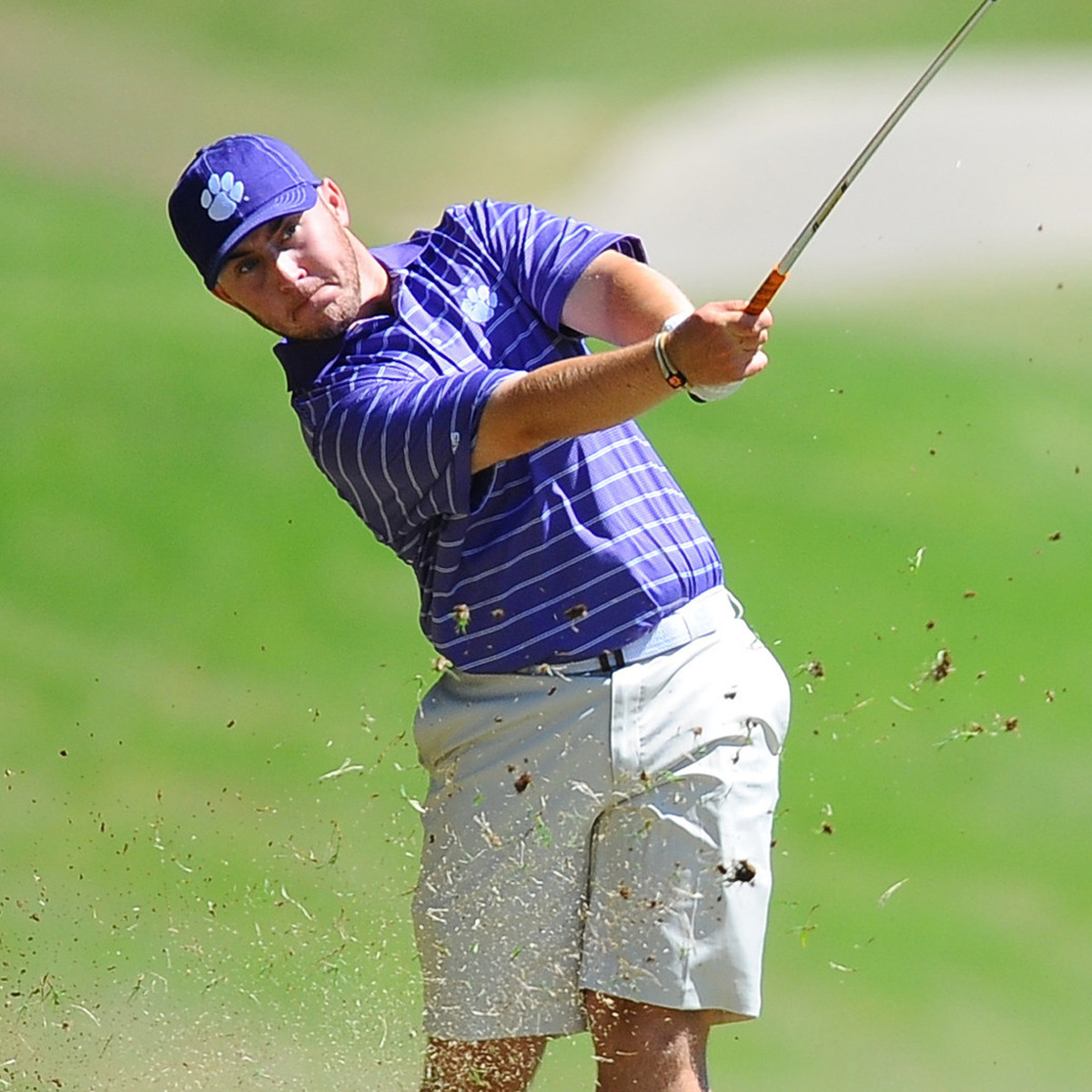 Clemson Holds First-Round Lead at Clemson Invitational
