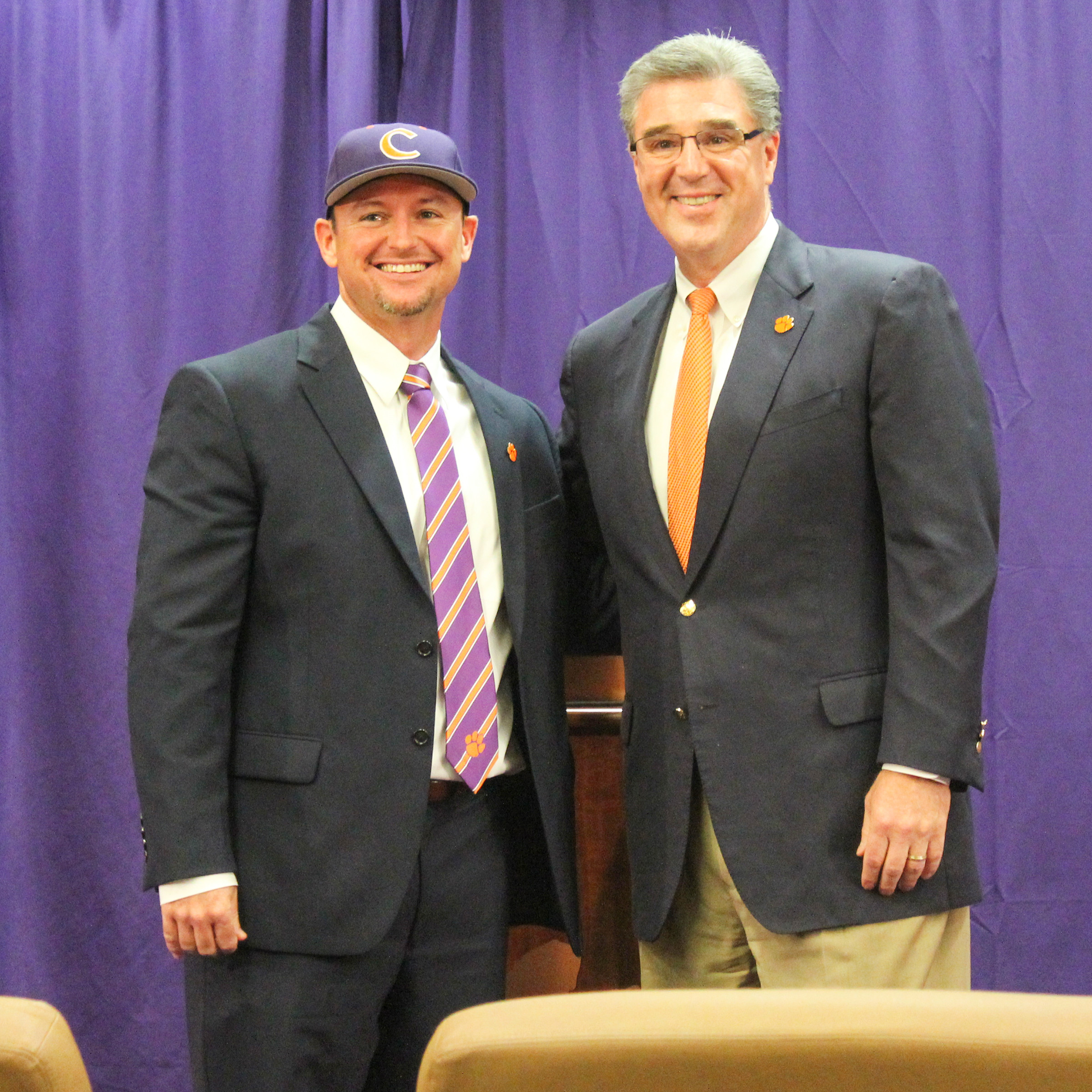 Welcome to Clemson, Monte!
