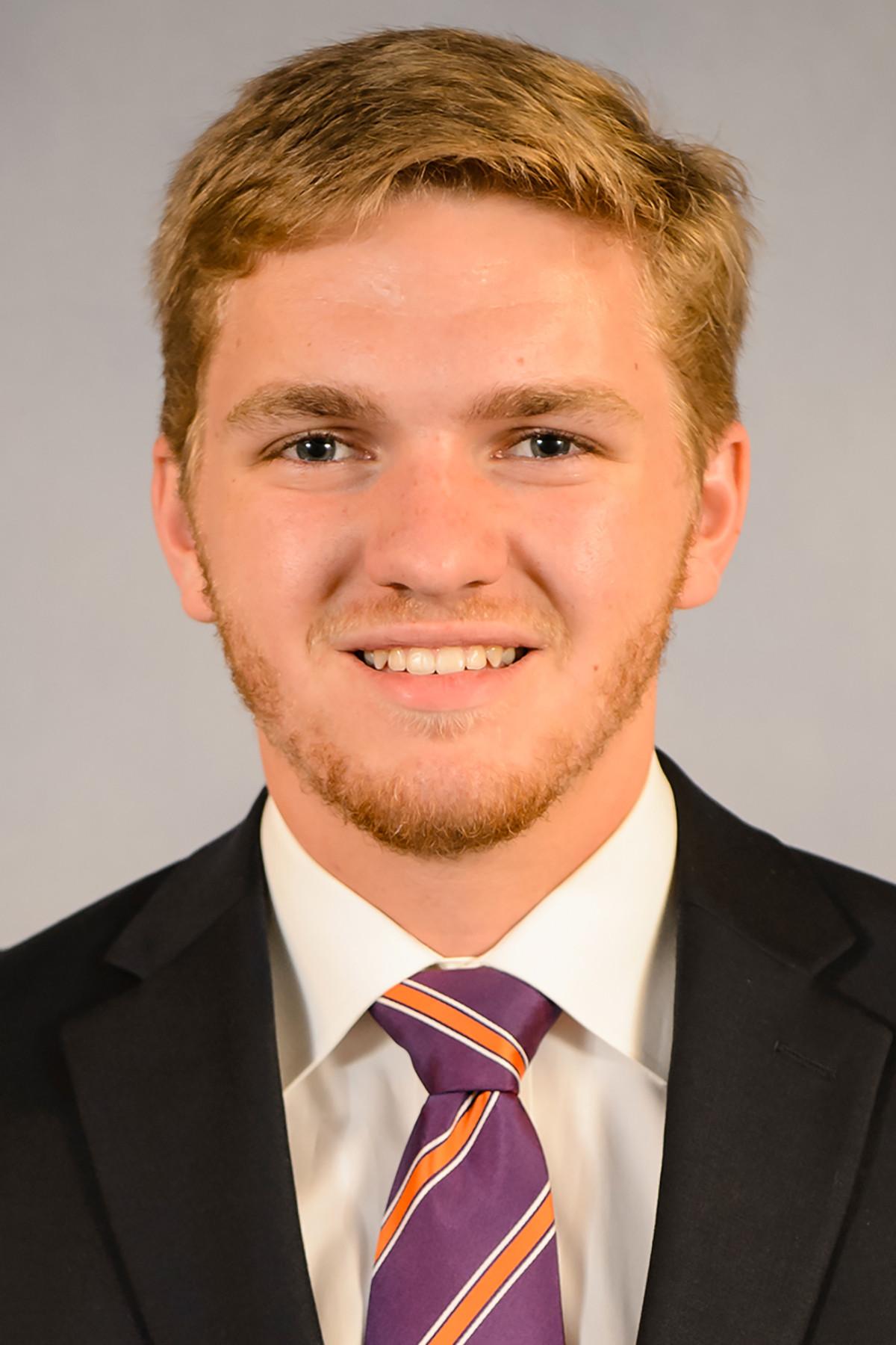 Austin Spence - Football - Clemson University Athletics