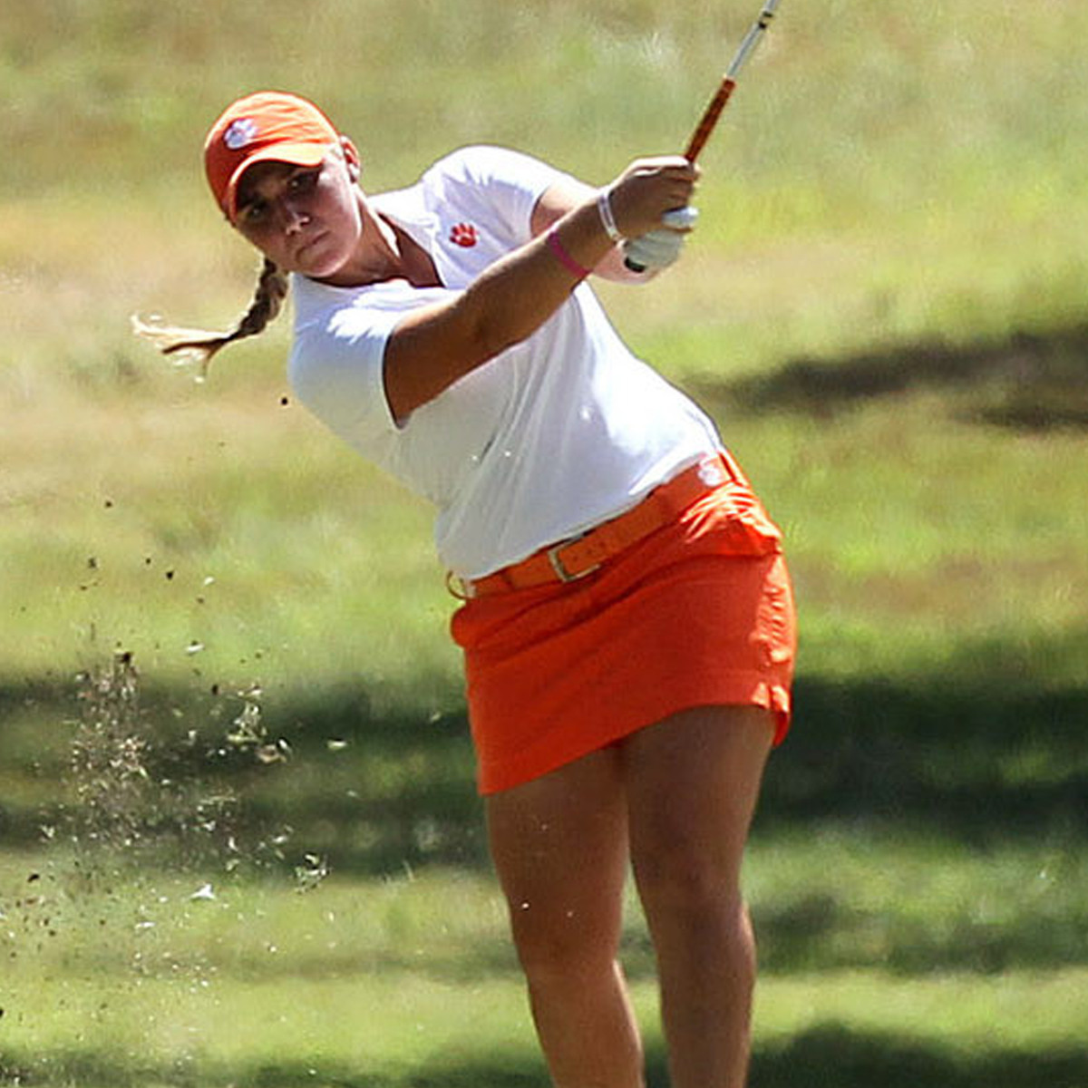 Clemson Third Entering Final Round at Lady Paladin Invitational