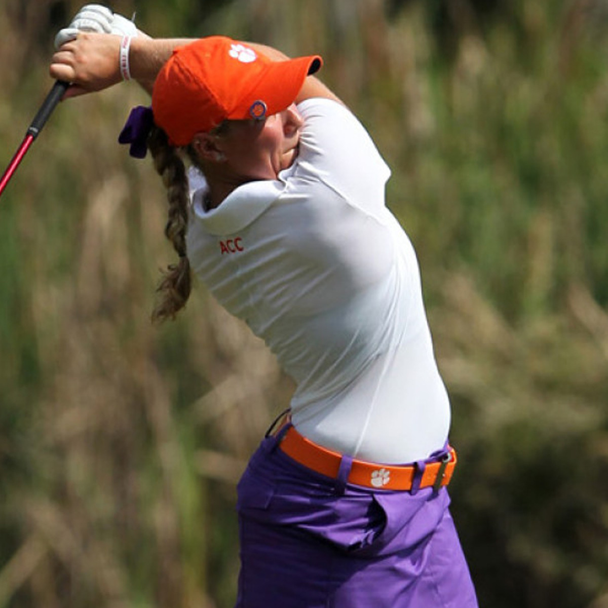Tigers Lead Lady Paladin Invitational