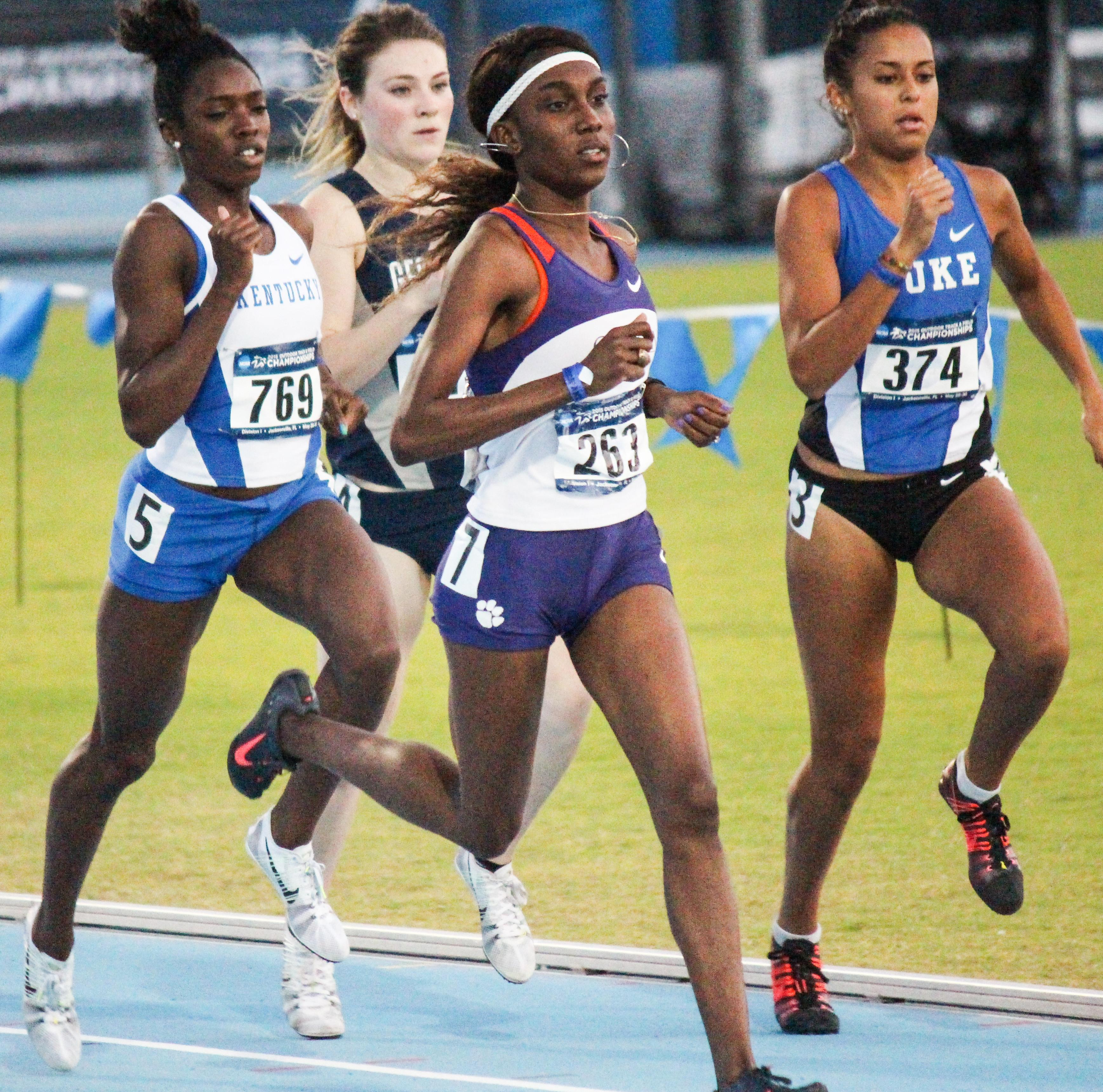 Goule Wins Jamaican Crown; Lamb Nabs USA Junior Title