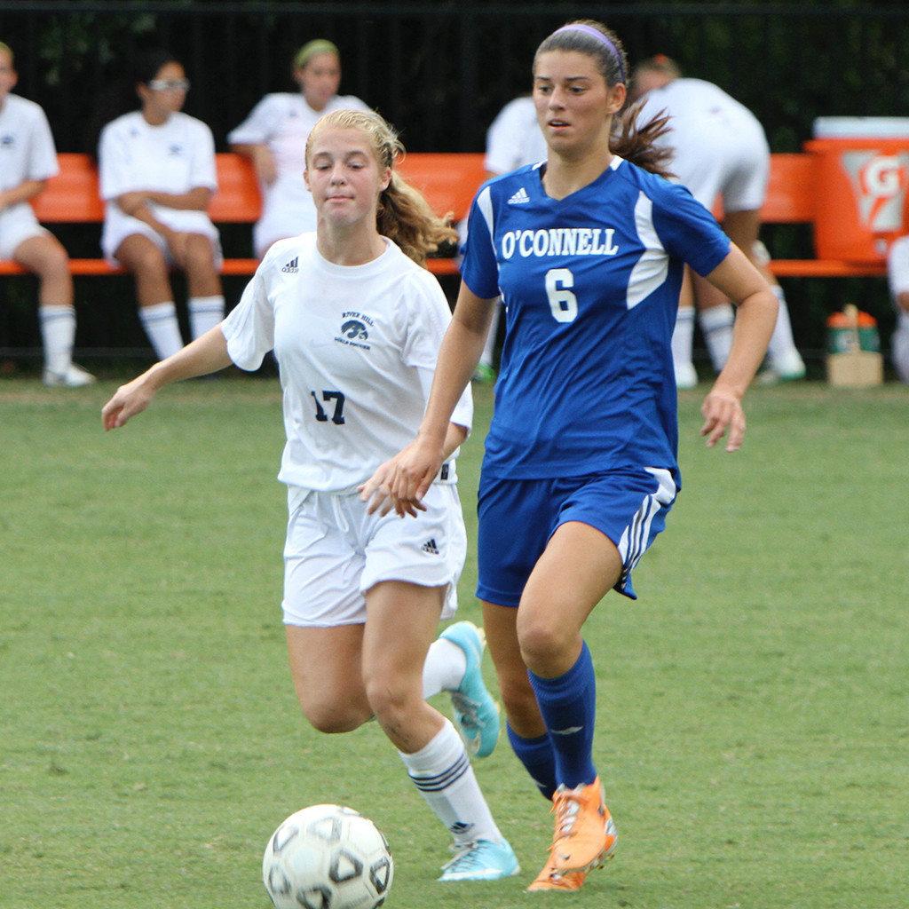 Harkes Honored as Girls Soccer Sportswoman of the Year