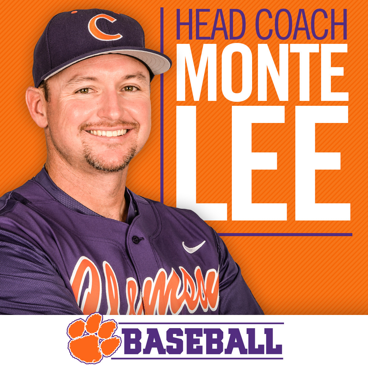 Monte Lee Named Head Coach
