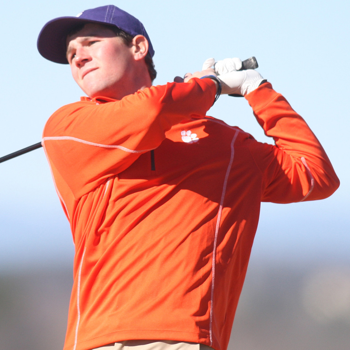 Capps Poised to Reach Match Play