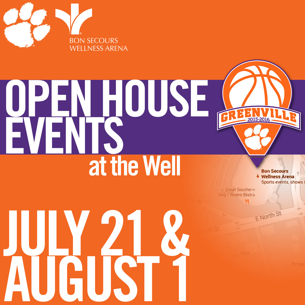 """Open House Events at """"The Well"""""""
