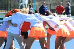 Clemson Women's Tennis || The Clemson Experience