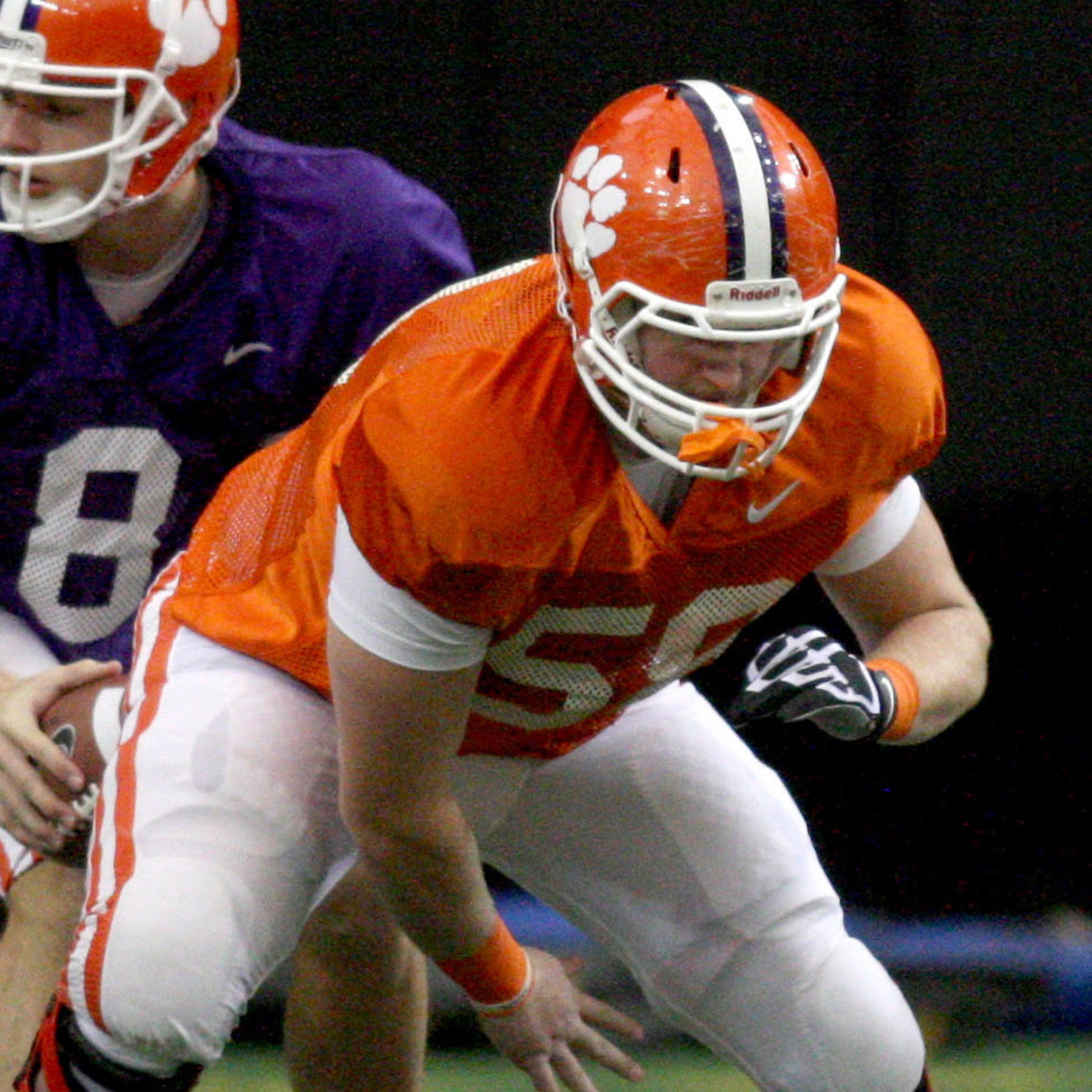 Tigers Hold Rapid Fire Practice
