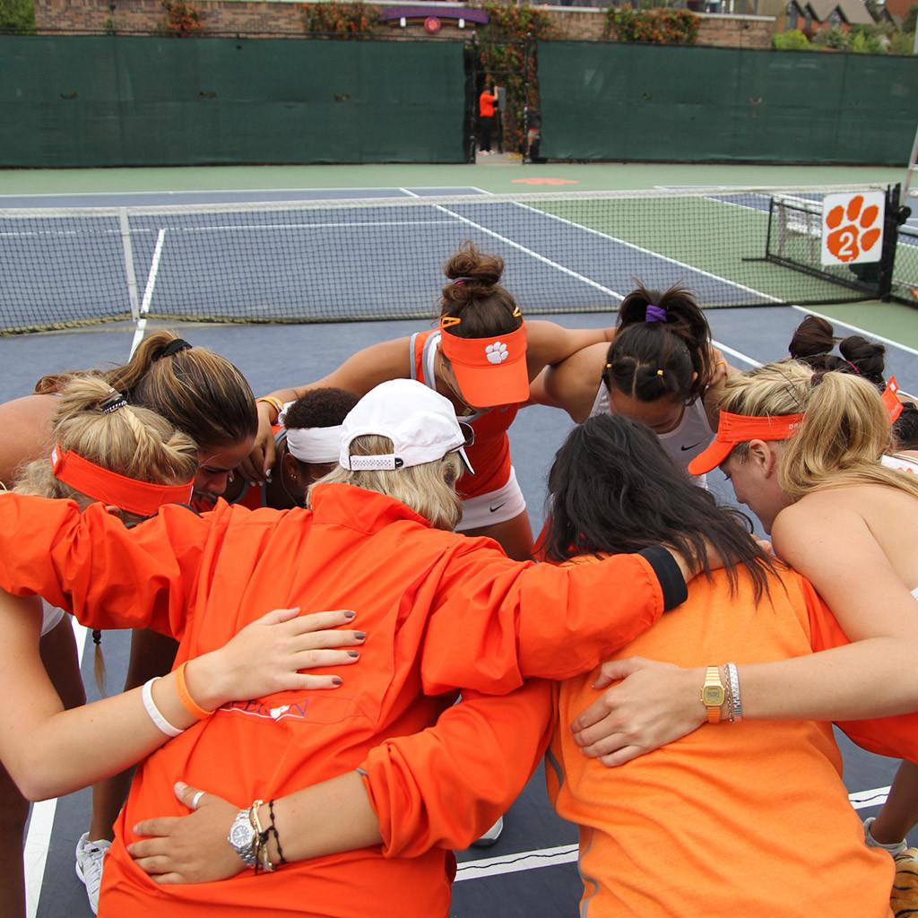 Women's Tennis    The Clemson Experience