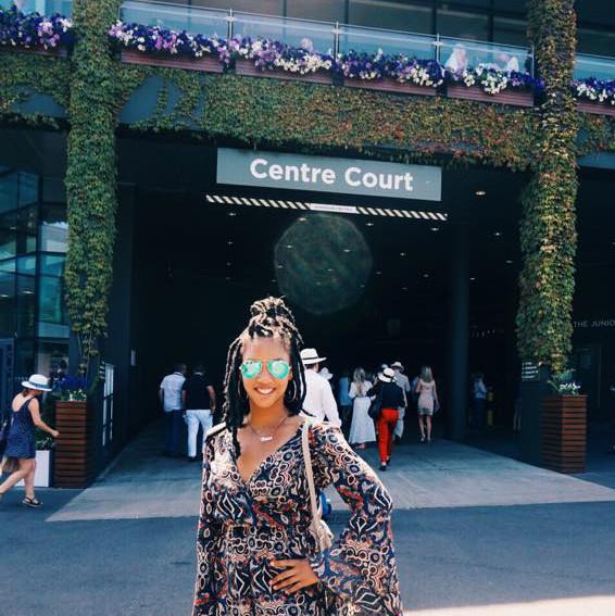 Women's Tennis || Tristen Dewar?s Wimbledon Experience