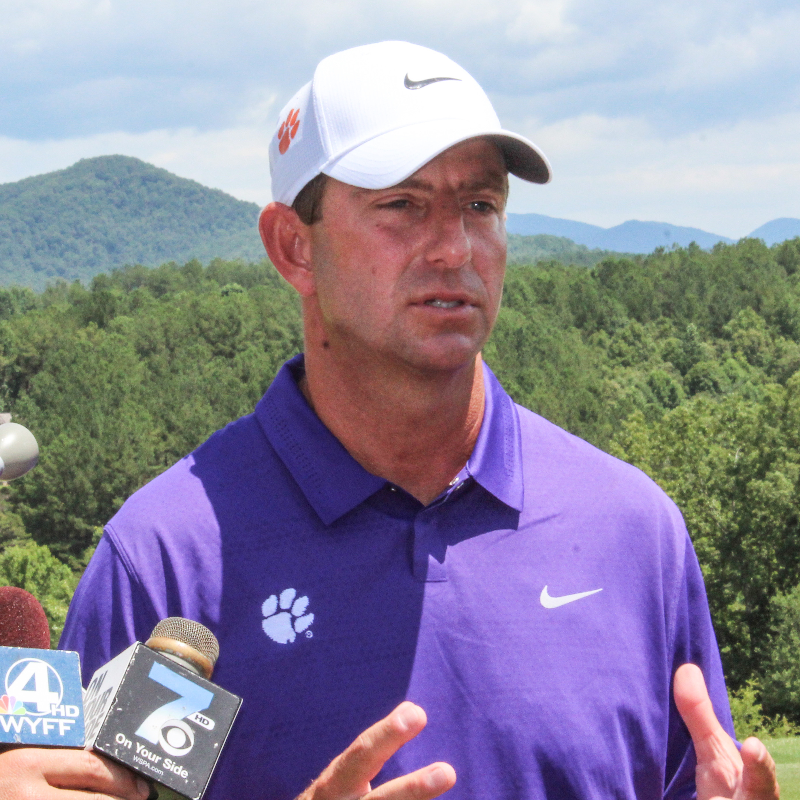 Tigers Hold Two-Hour Practice