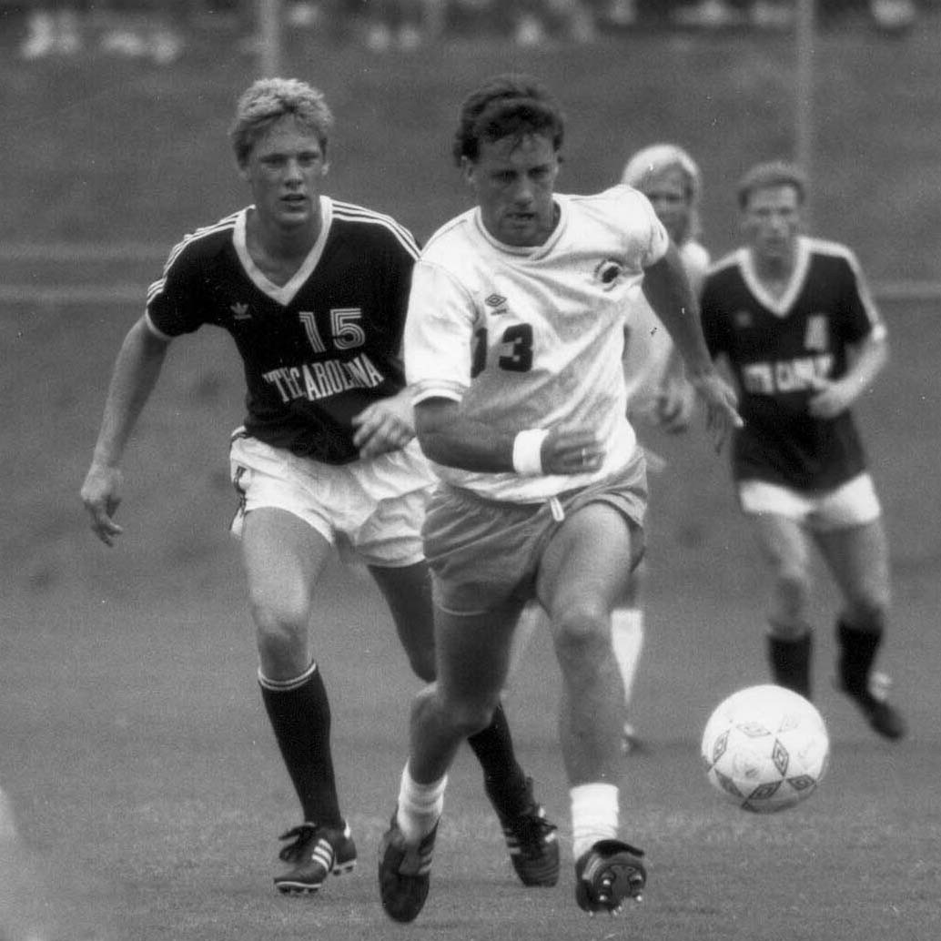 Pearse Tormey, Soccer Great