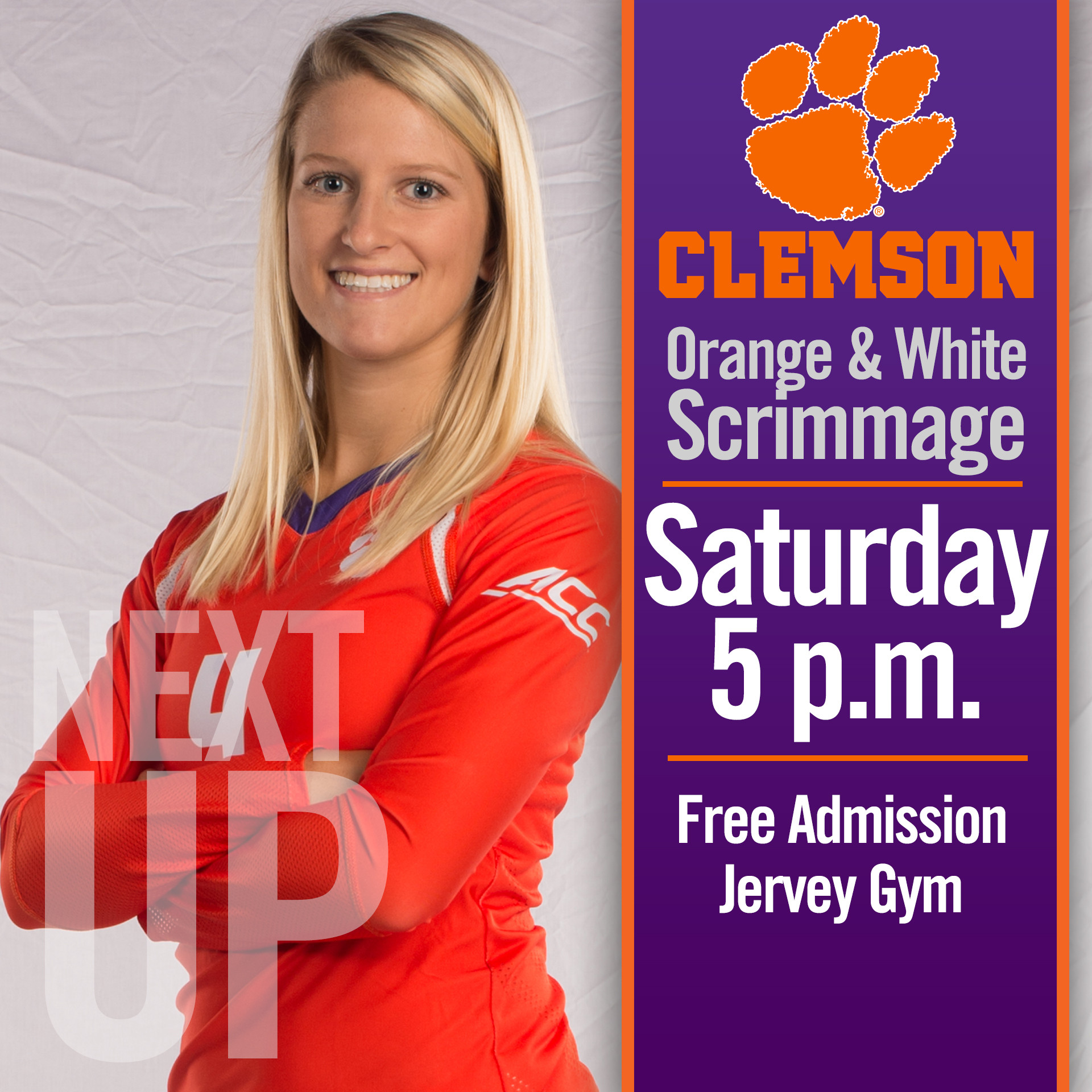 Volleyball Scrimmage Set For Saturday