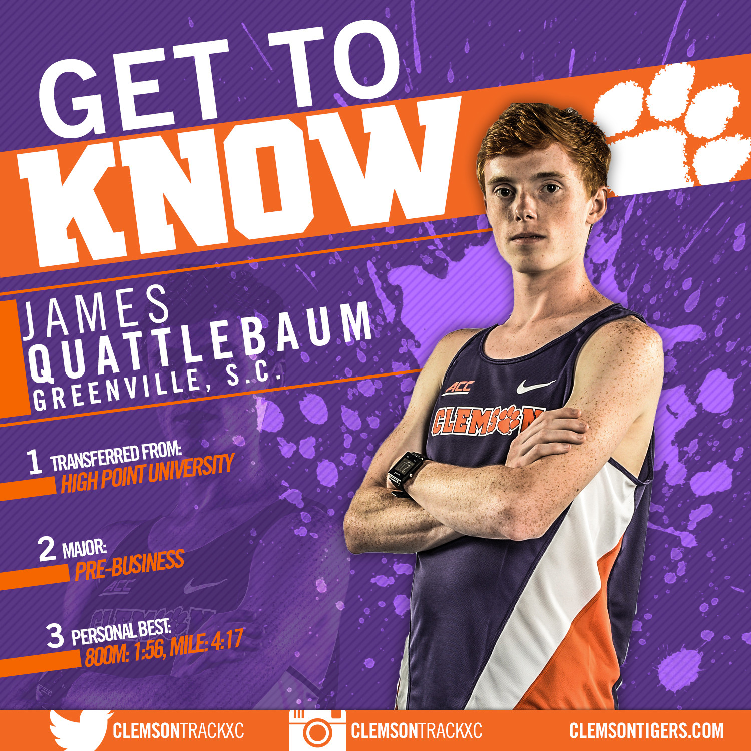 Homecoming: James Quattlebaum