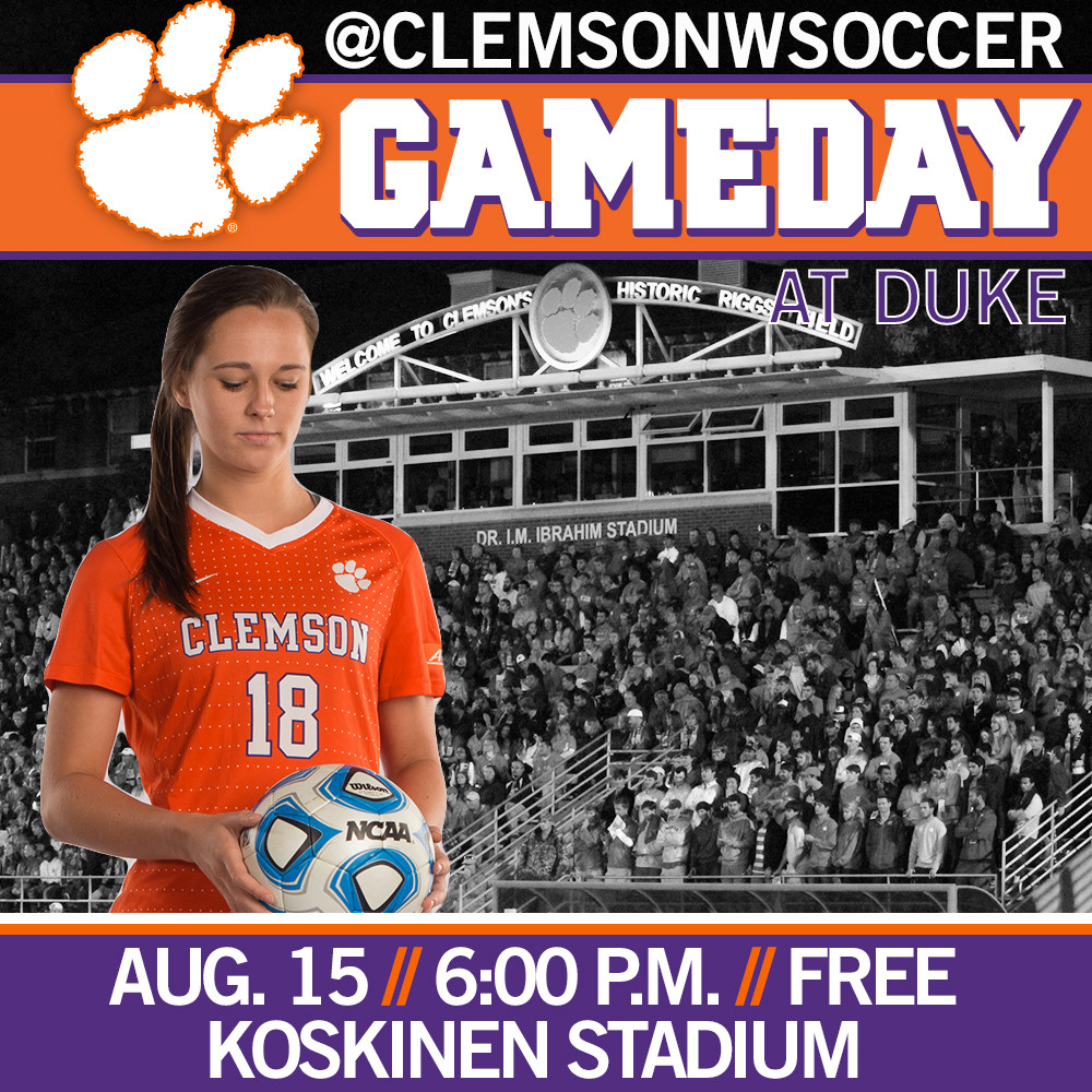 Tigers travel to Duke for Exhibition Match