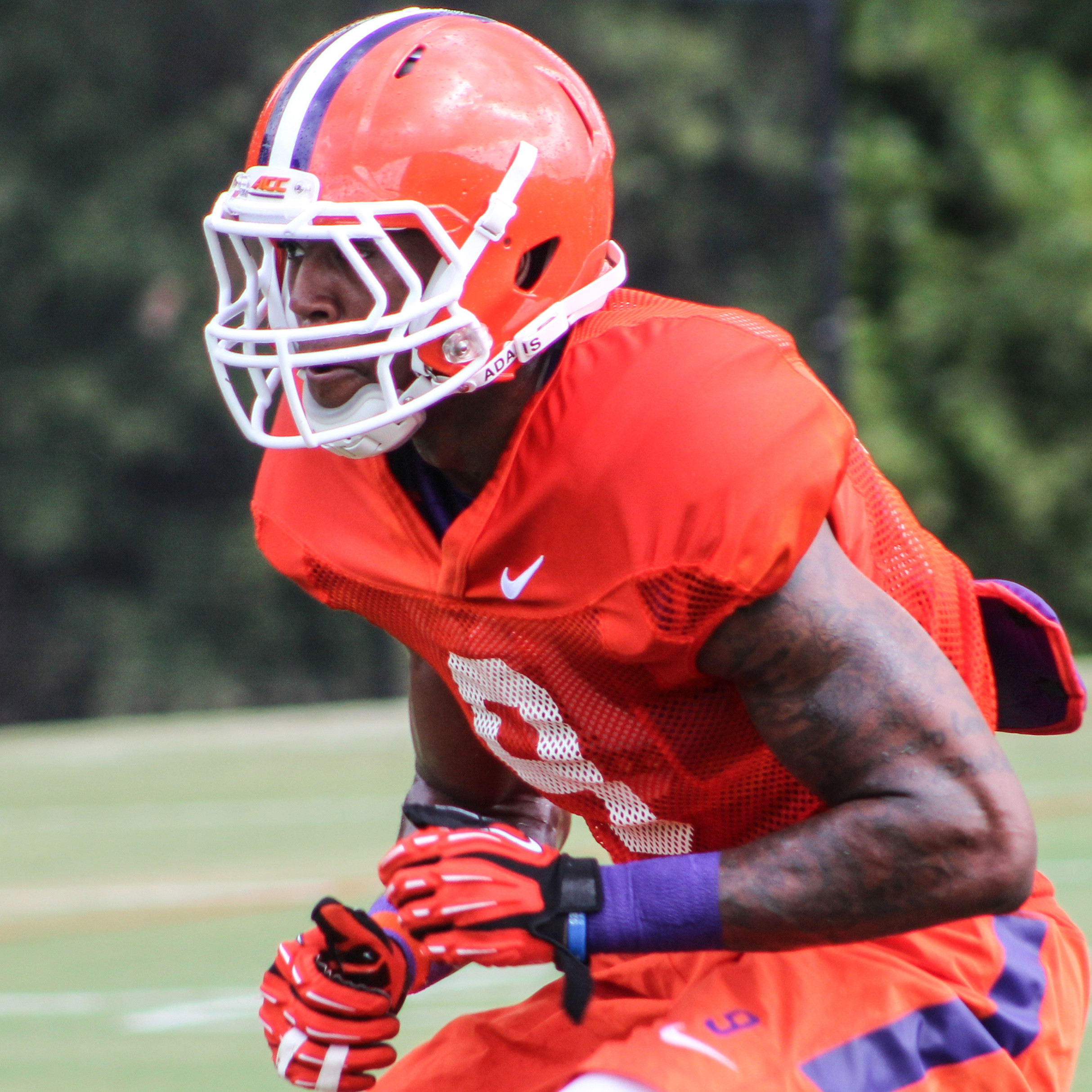 Clemson Holds Final Scrimmage