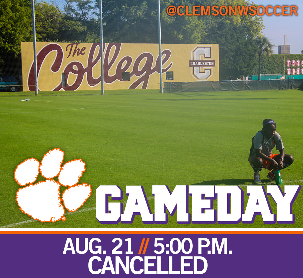 Friday's Game vs. Texas Cancelled