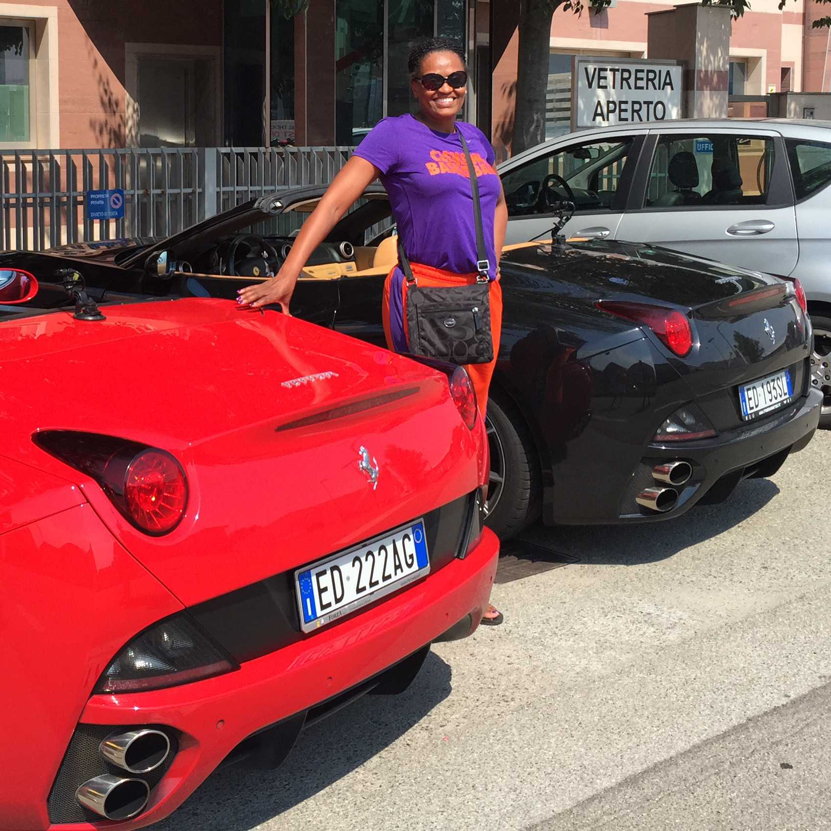WBB    Italy Adventure, Day 5