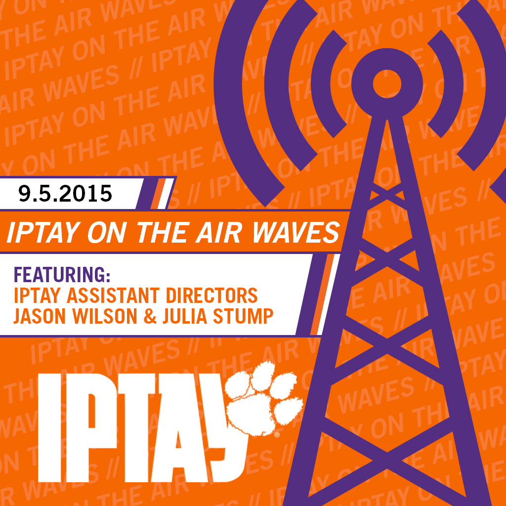 IPTAY Staff Set To Air On 105.5 WCCP