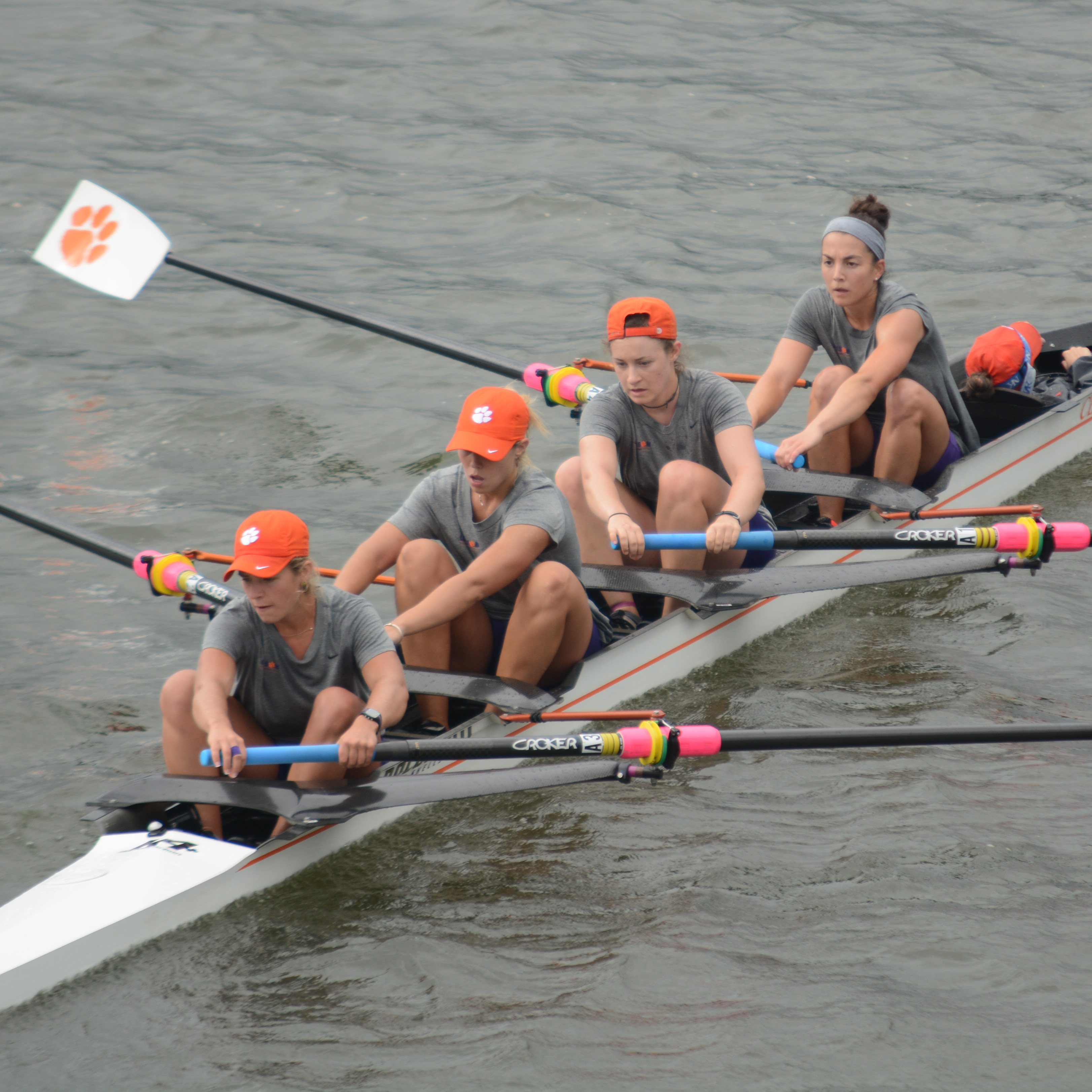 Rowing Opens Fall Campaign