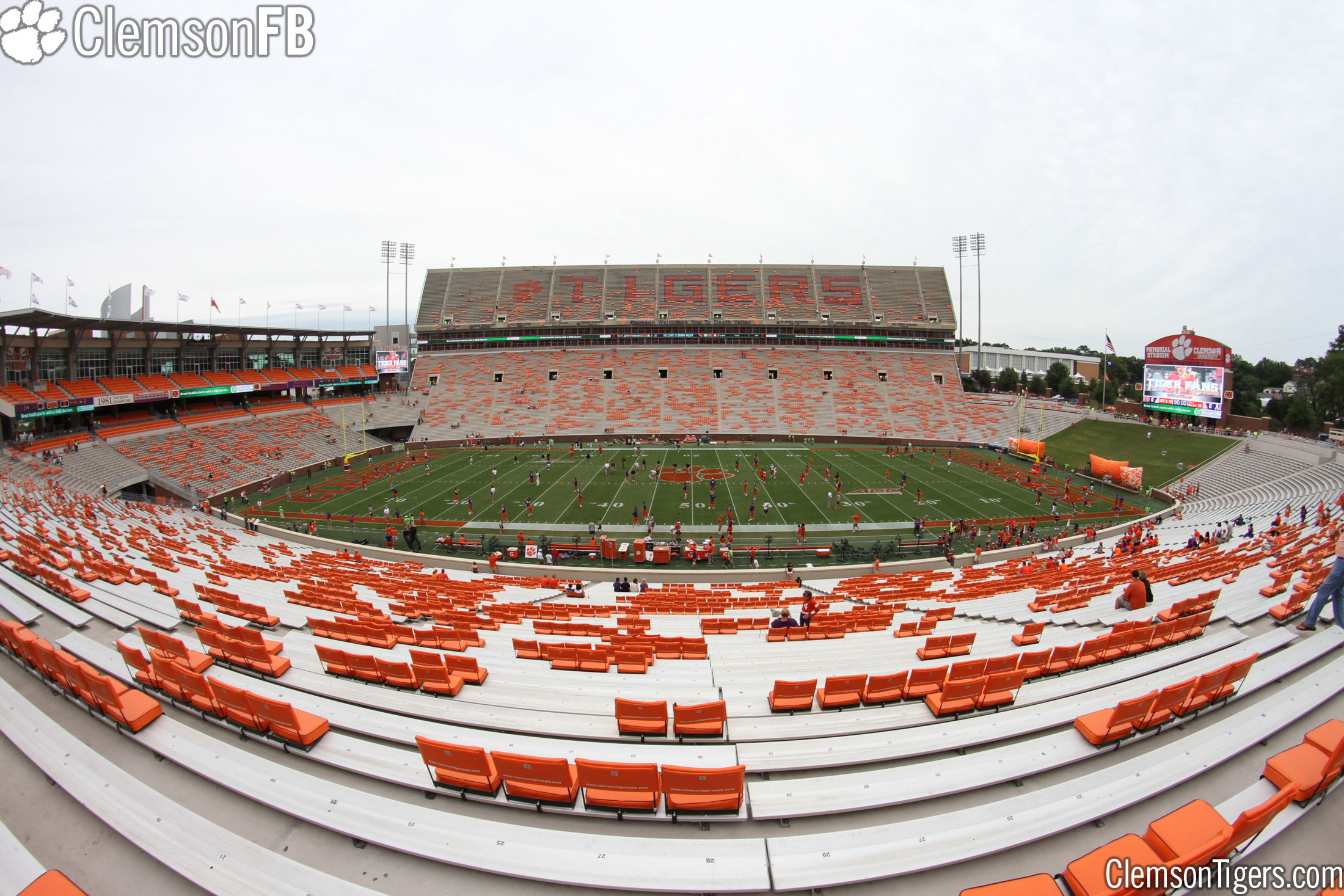 Clemson To Reinforce Security Measures for Weekend Events