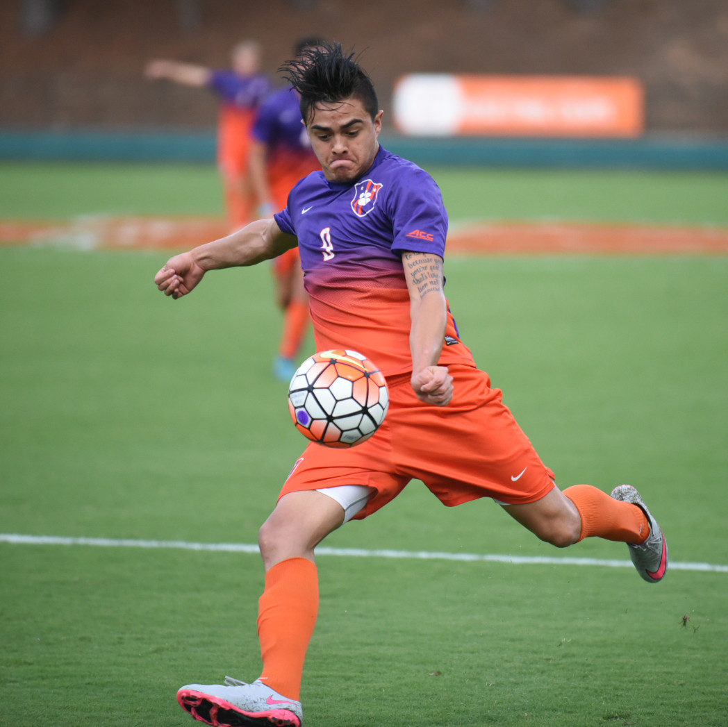 No. 6 Clemson Earns 1-1 Draw vs. No. 11 Coastal Carolina
