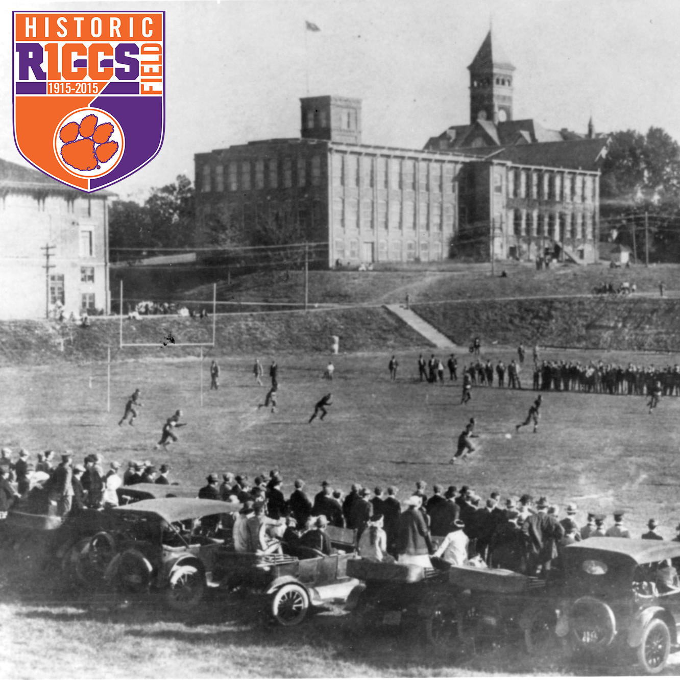 Clemson to Celebrate 100th Anniversary of Historic Riggs Field