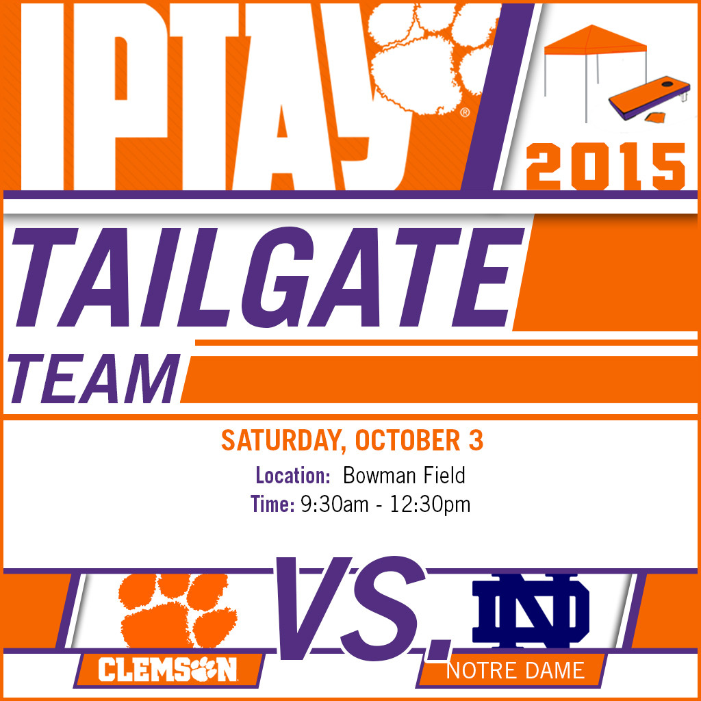 IPTAY Tailgate Team Returns For ESPN's College GameDay