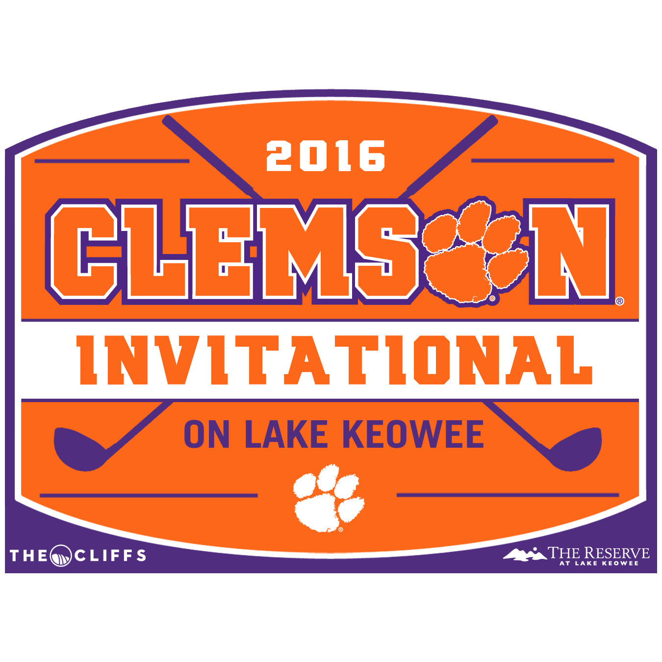 Clemson To Host Men's and Women's Golf Tourneys