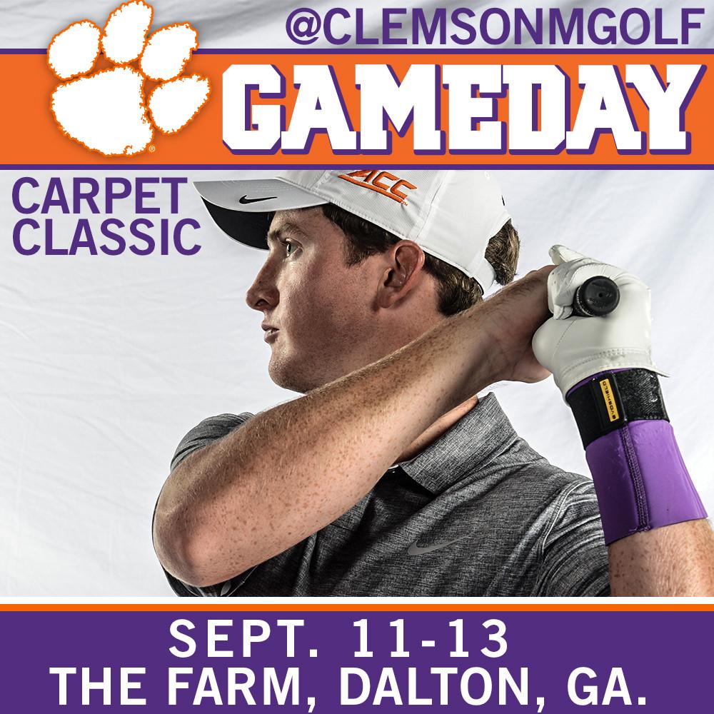 Clemson Opens Season Friday at The Farm