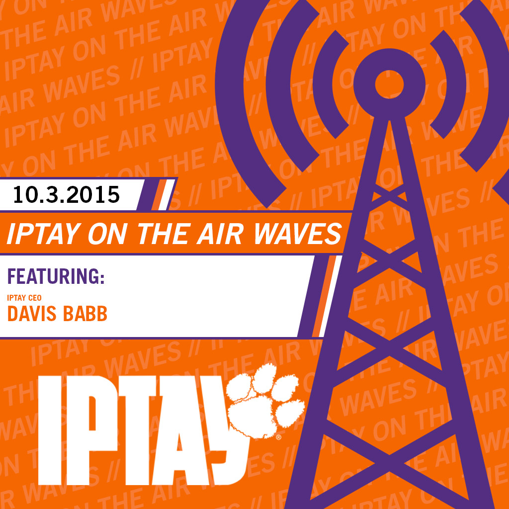Babb To Hit Air Waves For IPTAY Day On Saturday