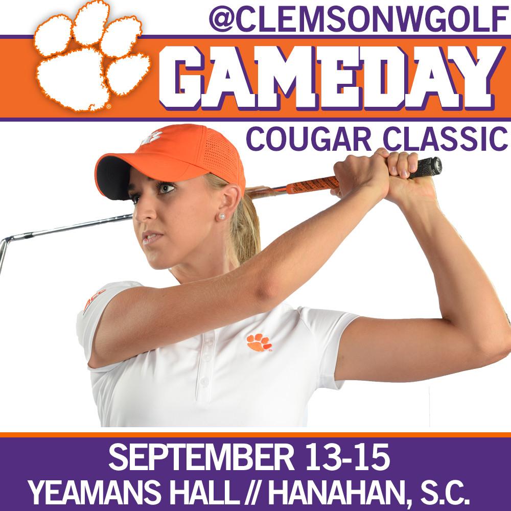 Clemson Women Open Season at Cougar Classic