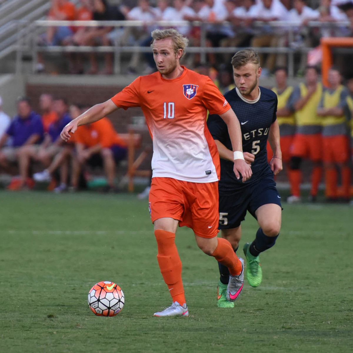 No. 5 Tigers Tie No. 16 Wake Forest on the Road Saturday