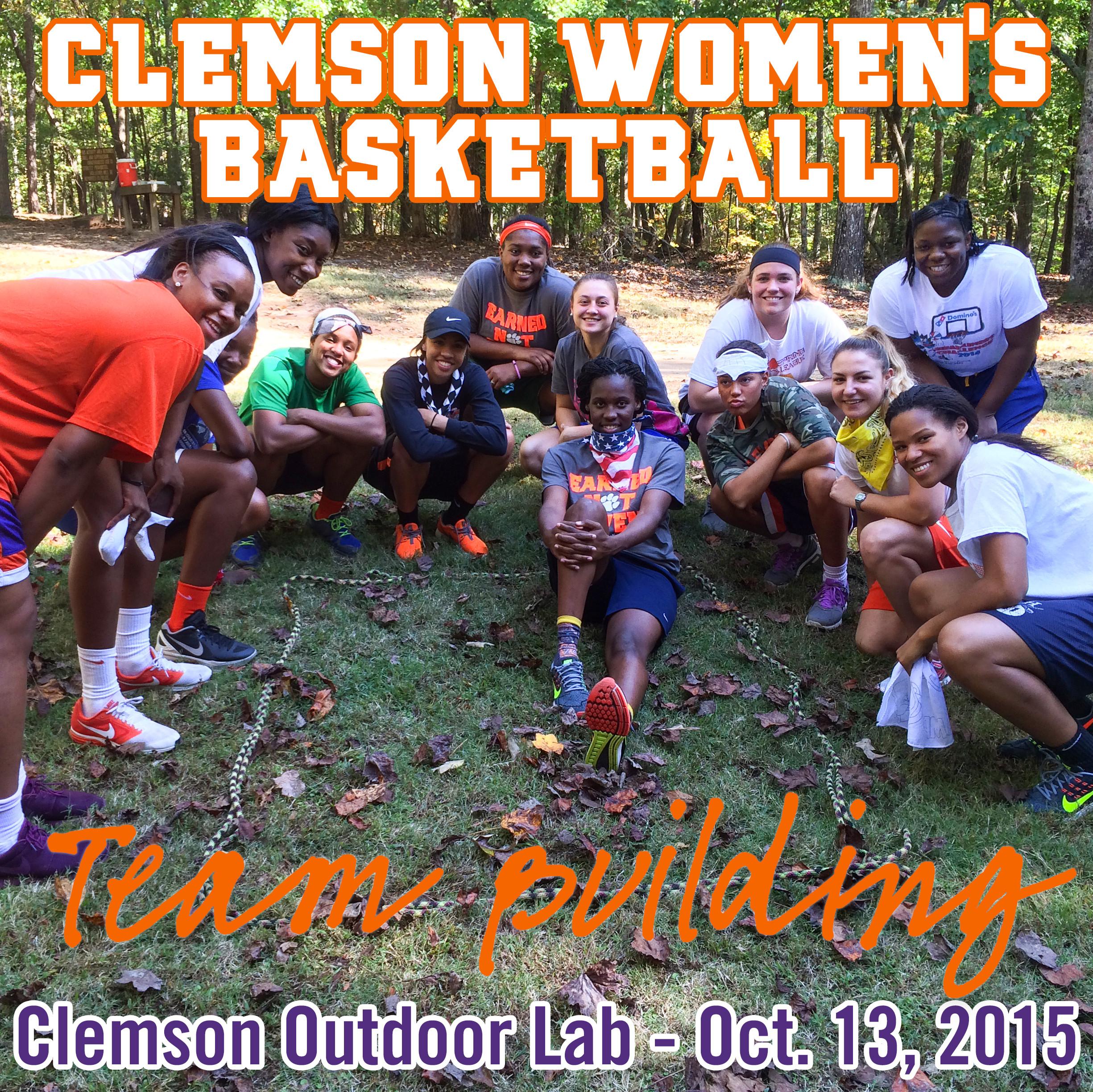 Women's Basketball || Team Building
