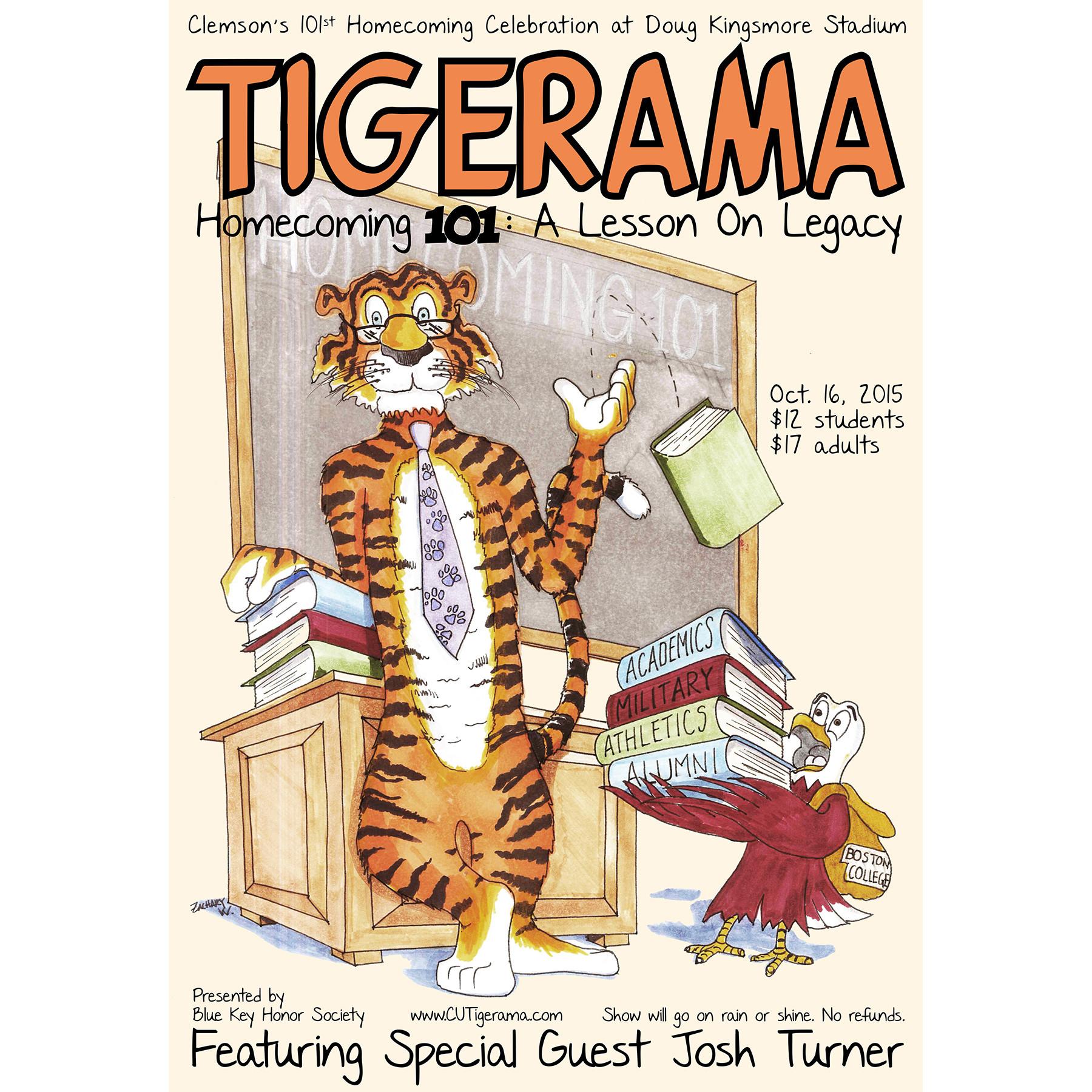 Tigerama 2015 Preview