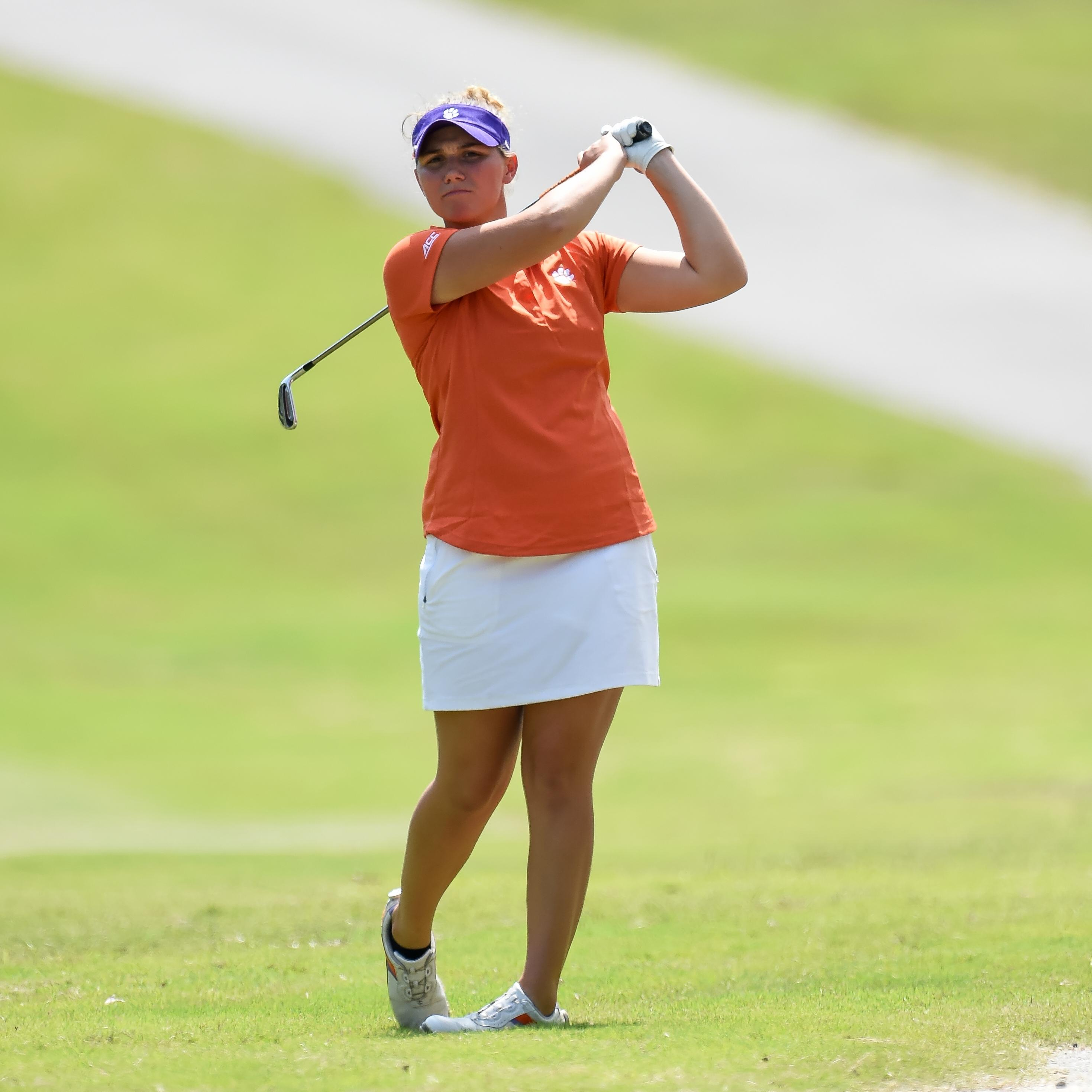 Clemson Finishes 10th at Landfall Tradition