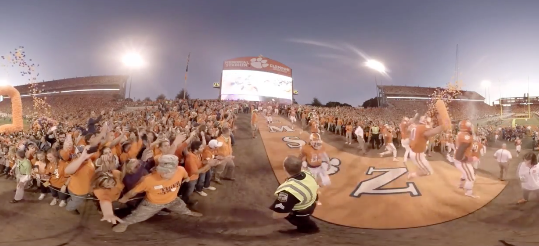 360 Degree Experience: Homecoming