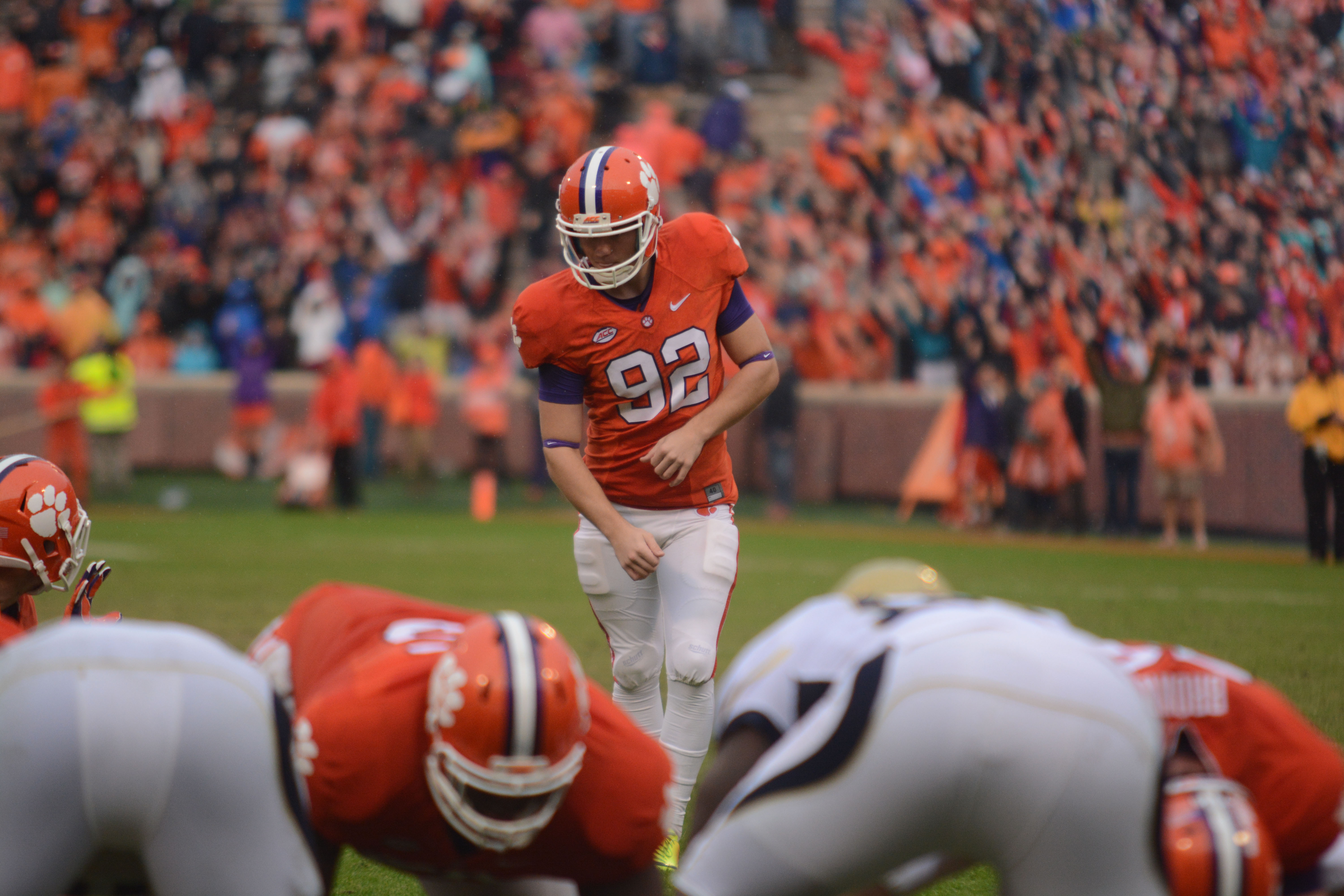 Huegel Semifinalist for Groza Award
