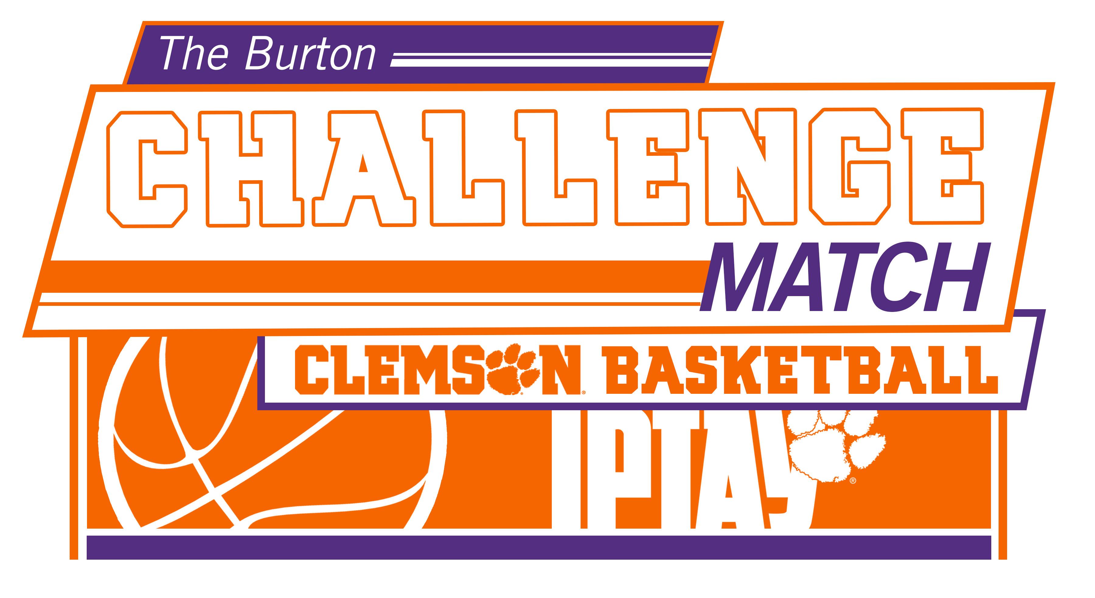 Burton Challenge For Men's Basketball Program Reaches Goal
