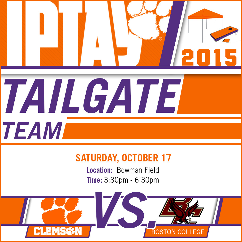 Tailgate Team Travels To Bowman Field For Homecoming Festivities