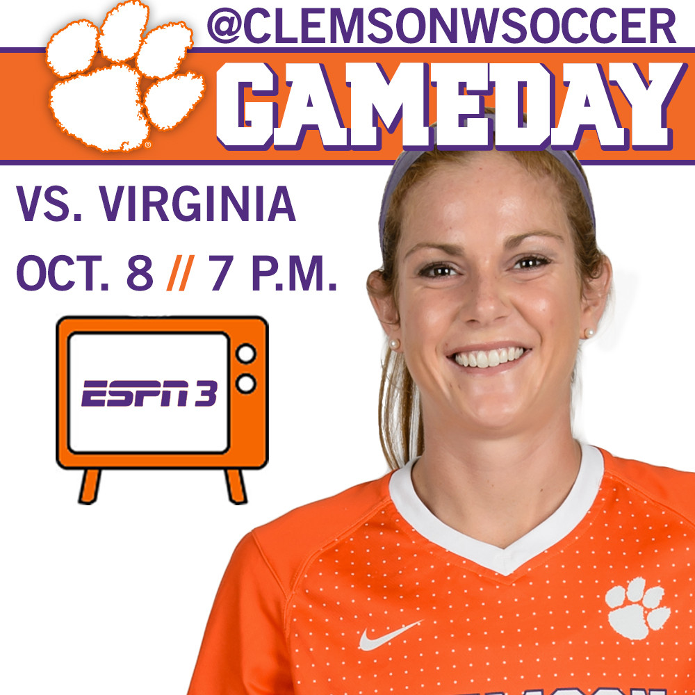 #5 Tigers Host #3 Cavaliers in Top Five ACC Matchup
