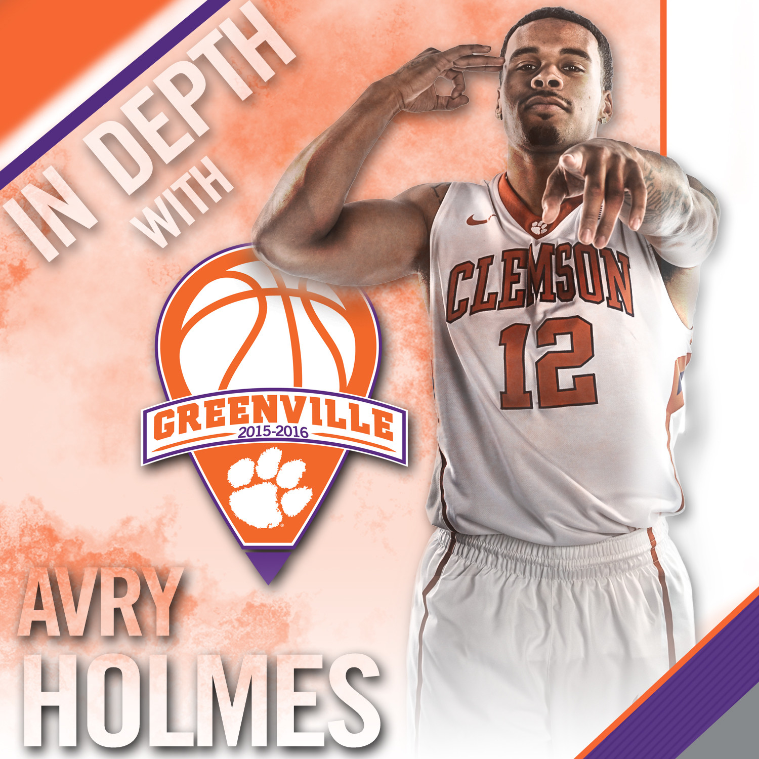 In Depth with Avry Holmes