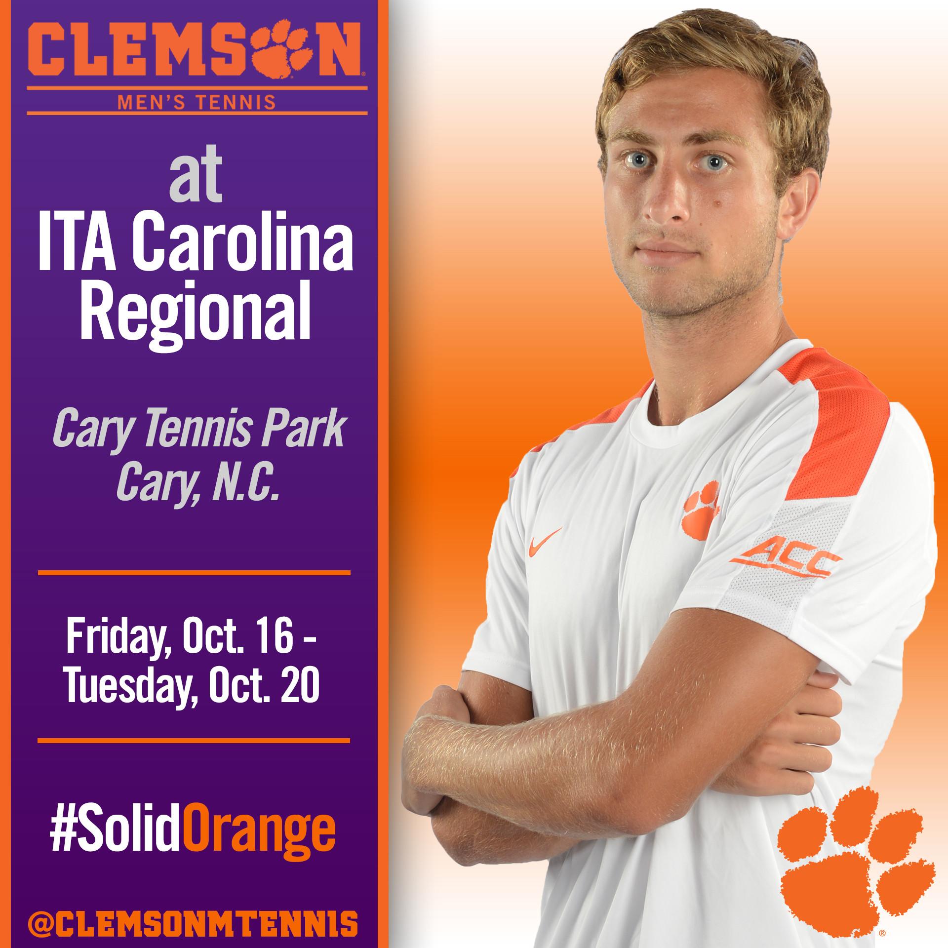 Tigers Open Play at ITA Carolina Regional Friday