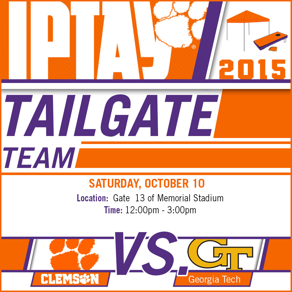 Tailgate Team Heads West For ACC Tilt With Georgia Tech